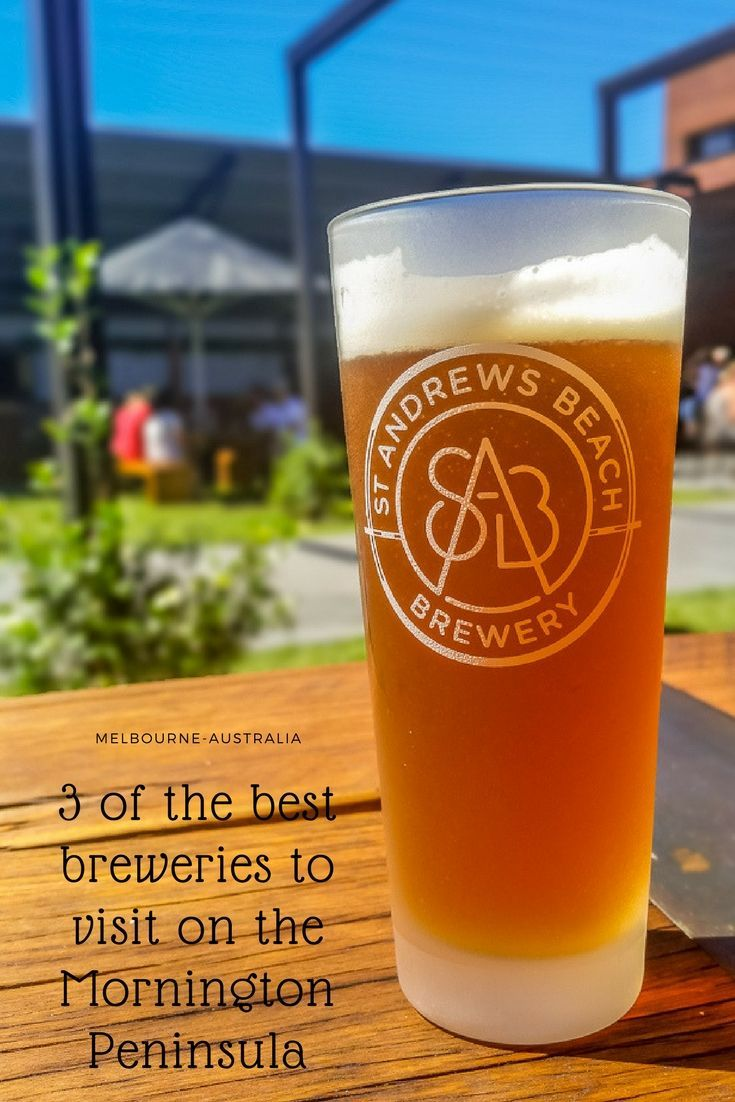 Looking for a good craft beer on the Mornington Peninsula. We went on our own brewery tour visiting 3 of the best venues. We put these breweries to the test for beer, food and family friendliness. #beer #craftbeer #melbourne #australian #travel #beertourism Mornington Peninsula | Craft Beer Brewery | Family Travel