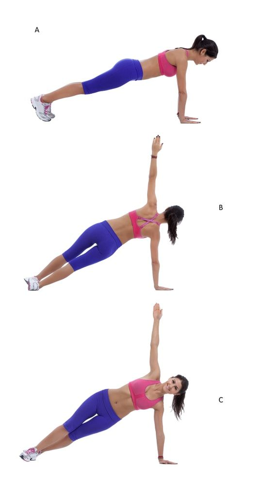 Make back fat a thing of the past with these 11 back toning exercises that combine to target the upper, middle and lower back for a slim, toned back!