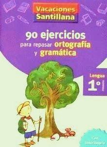 LA EDUCACIÓN ES DE TODOS: 90 Ejercicios para Repasar Ortografía y Gramática