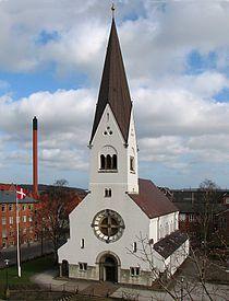 Our Saviour Church, Vejle, Denmark