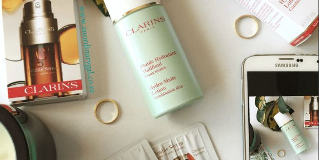 Make up and beautyClarins Hydra-Matte Lotion {Review}