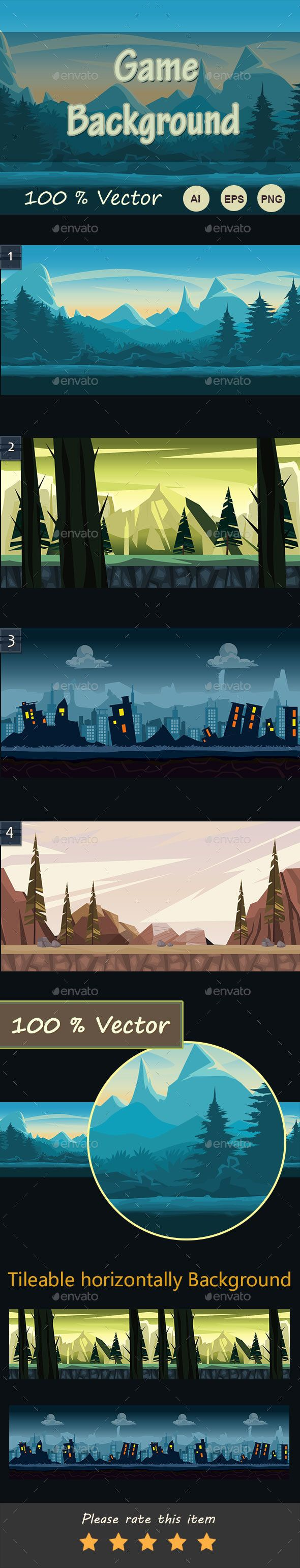 Game Background Download here: https://graphicriver.net/item/game-background/17056923?ref=KlitVogli