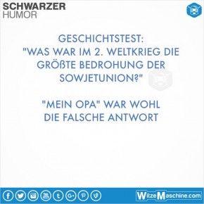 Schwarzer Humor Witze Sprüche #177 – Die ersten Worte