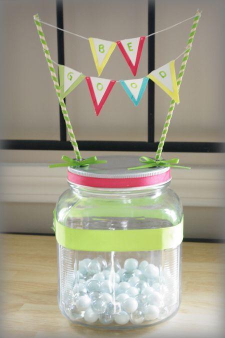 Classroom Marble Jar Ideas ~ Marble jar behavior system how it works kids earn