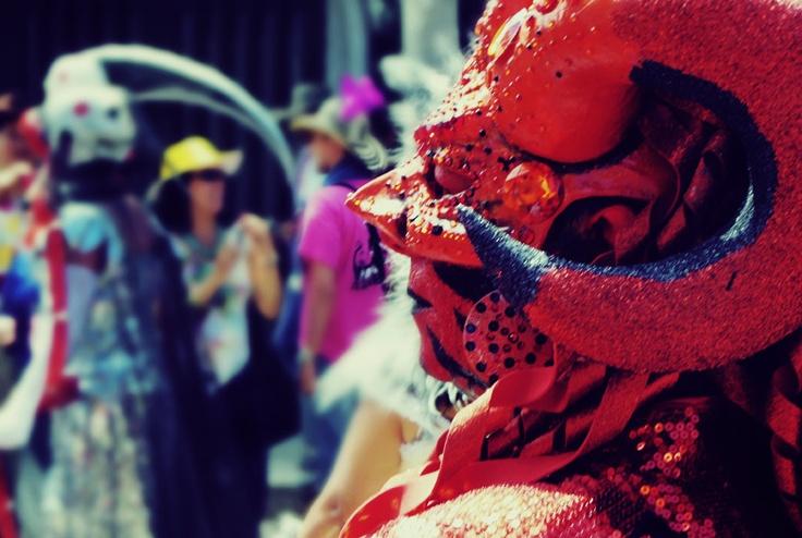 Carnavales Riosucio