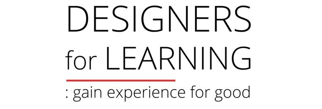 Volunteer opportunity designing instructional material for adult learners.