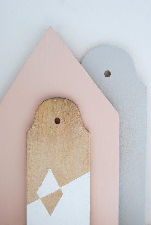 DIY // wooden kitchen utensils