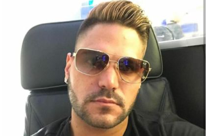 """""""Jersey Shore"""": Ronnie Ortiz-Margo Admits He Doesn't Want to be Associated with Cast Group Texts!"""