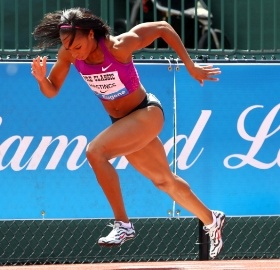 USA Track & Field - Natasha Hastings
