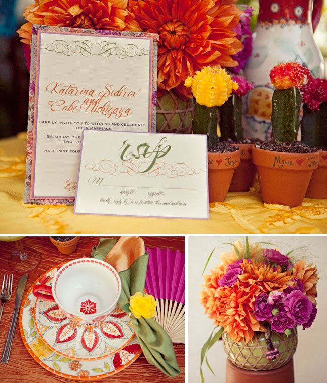 Fiesta Wedding Inspiration