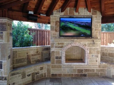Texas Landscapes - Outdoor Living