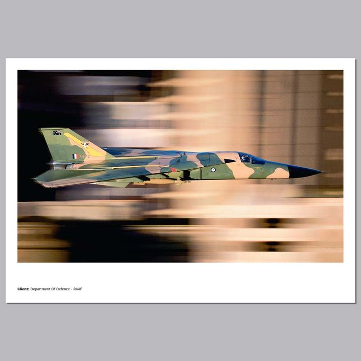 Client - Department of Defence RAAF: No 1 Squadron, F1-11 Strike Aircraft, RAAF Amberly Queensland, Australia