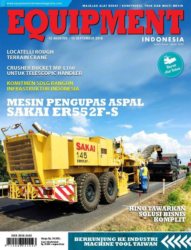EQUIPMENT Indonesia Digital Magazine August 2016