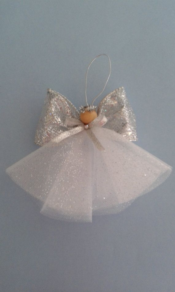 Angel ornament by babybundlesandmore on Etsy                                                                                                                                                                                 More