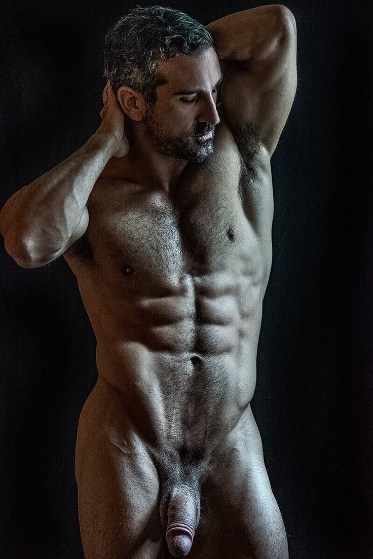 muscle men nude