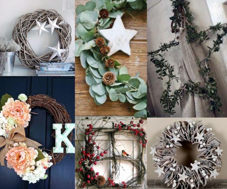 17 beste idee n over doe het zelf kerstkransen op pinterest kerst knutselen jute kerst - Ideeen van de decoratie ...