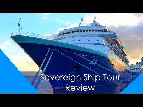 awesome Pullmantur's Sovereign Ship Tour Review