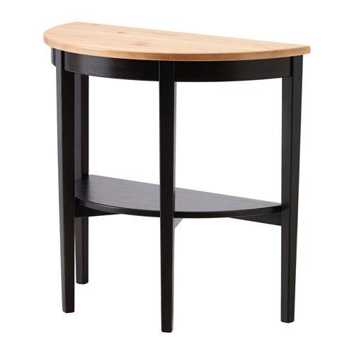 ARKELSTORP Stůl pod oknem - černá - IKEA