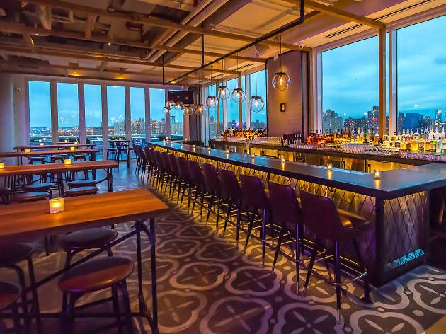 From garden terraces to the best alfresco bars, discover the elevated pleasures of the best rooftop restaurants in NYC