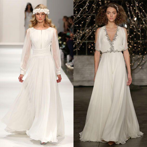 Brautkleid für die Wassermann-Frau | Welches Brautkleid passt zu