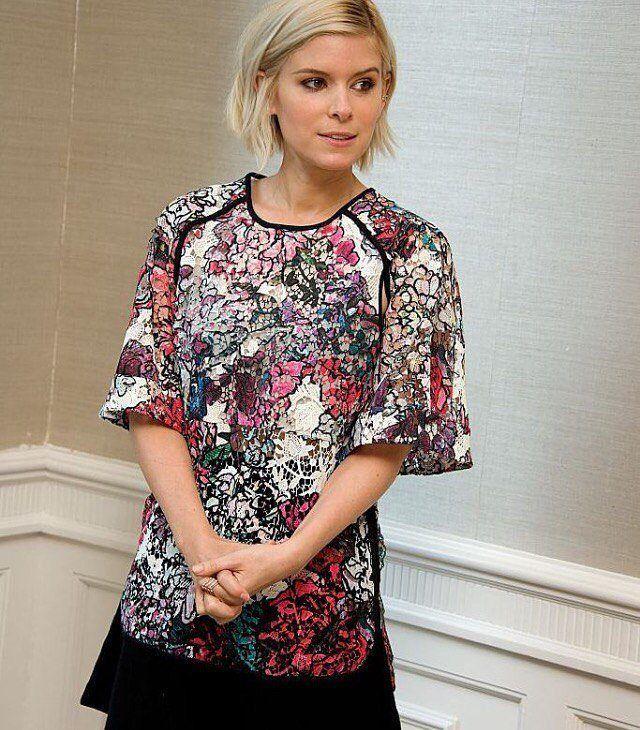 Kate Mara on blonde - Ardan News