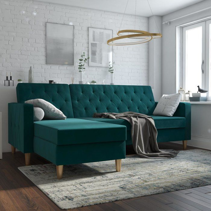 Liberty 84 Reversible Sleeper Sectional Sectional Sleeper Sofa Sleeper Sectional Sectional Sofa