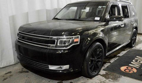 Shop New Ford Flex at MGM Ford Lincoln in Red Deer, Alberta