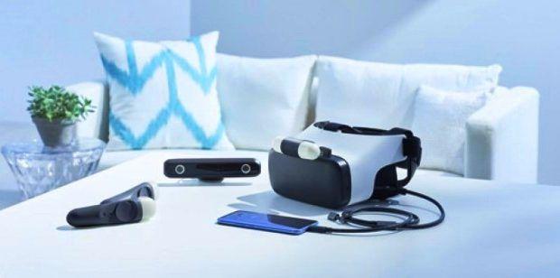 HTC anunta casca Link VR dedicata telefonului U11, cu controllere de miscare