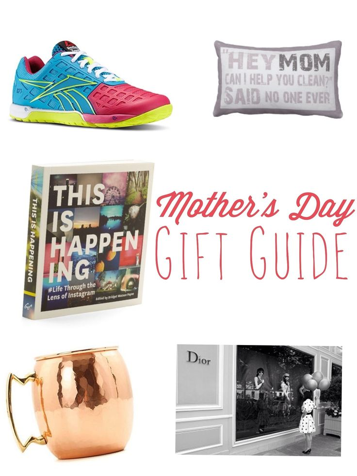 Mother's Day Gift Guide | Heather Marie