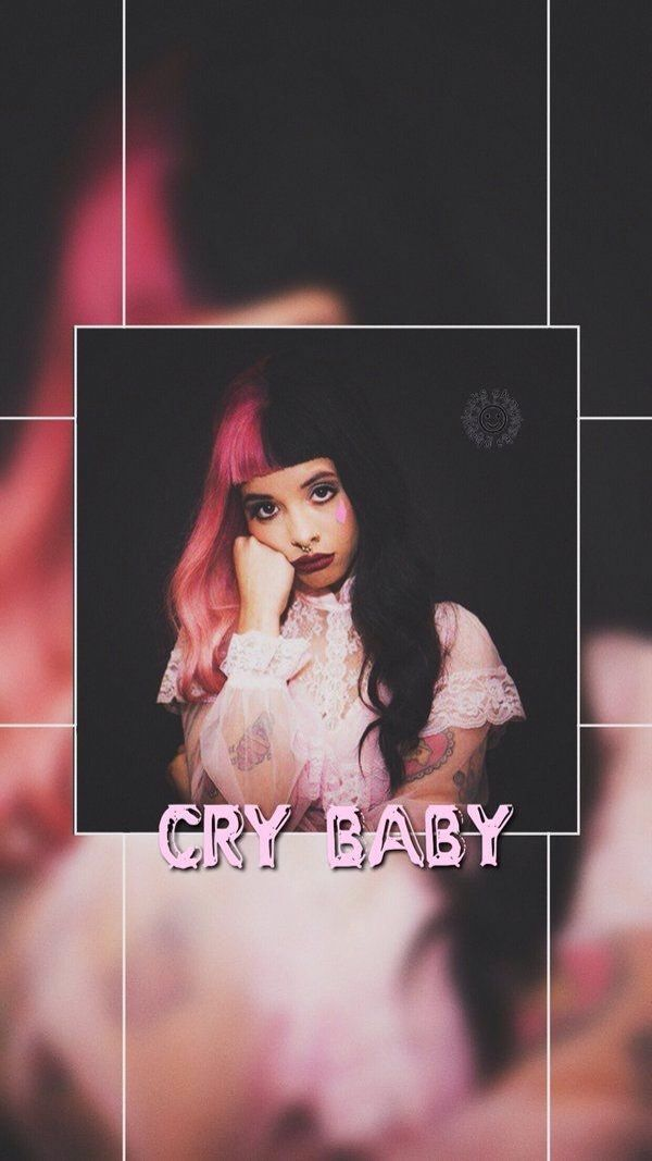 Cry Baby lockscreen