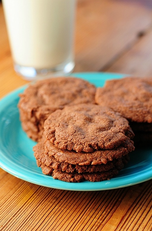 Nutella cookies with only 3 ingredients