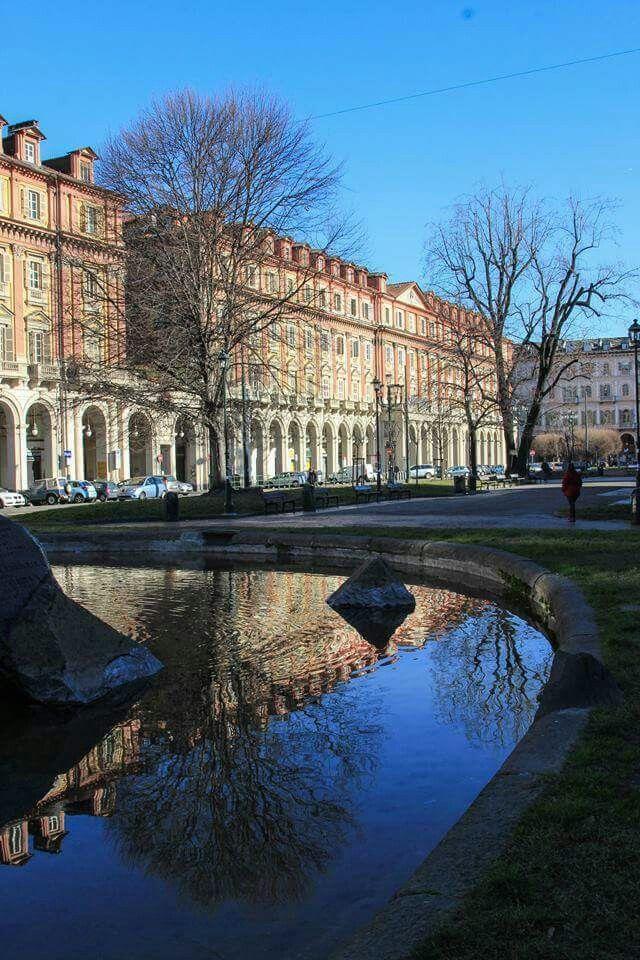 Piazza Statuto foto di Bursuc Mihai