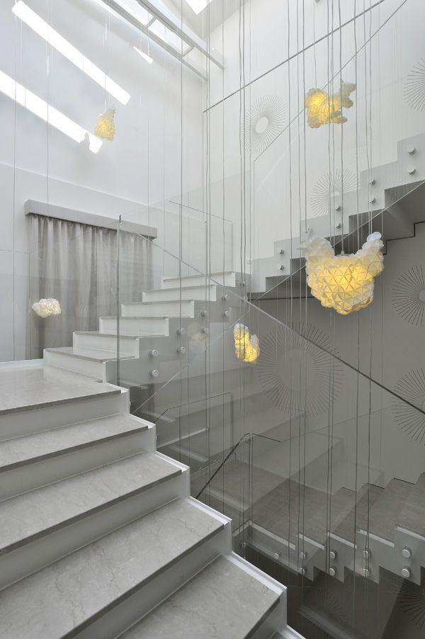 64 besten Staircases Bilder auf Pinterest Stiegen, Treppen und - exklusives treppen design
