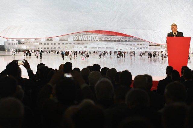 Atletico Madrid Punya Kandang Baru, Estadio Wanda-Metropolitano