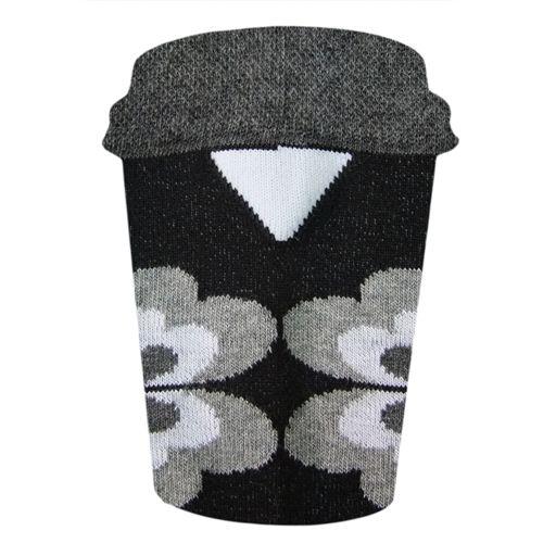 Kardio - SOXy w czarno białej tonacji [|] #cupofsox #skarpetki #skarpetka #socks #sock #womensocks #mensocks #koloroweskarpetki [|]