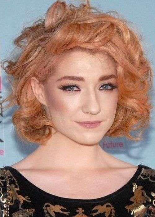 рыжий цвет волос, рыжий цвет волос фото, оттенки рыжего цвета волос фото, темно рыжий цвет волос