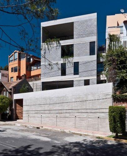 Búhos House, Mexico by Ambrosi I Etchegaray
