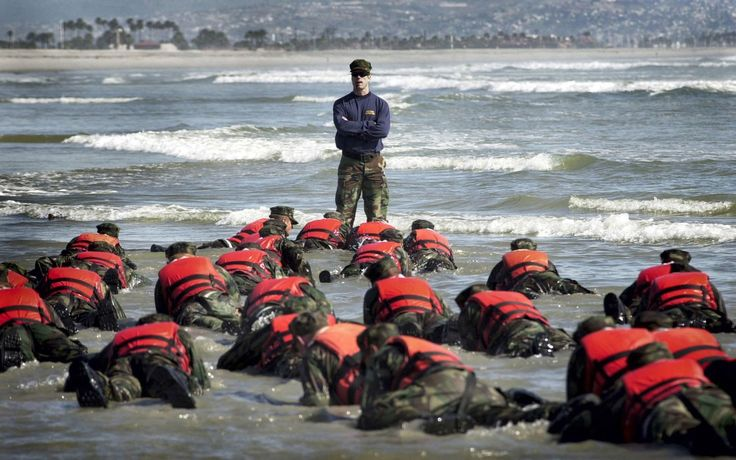 First Woman Enters Training to Become a Navy SEAL