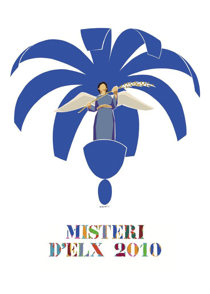 Cartel #MisteriDElx 2010