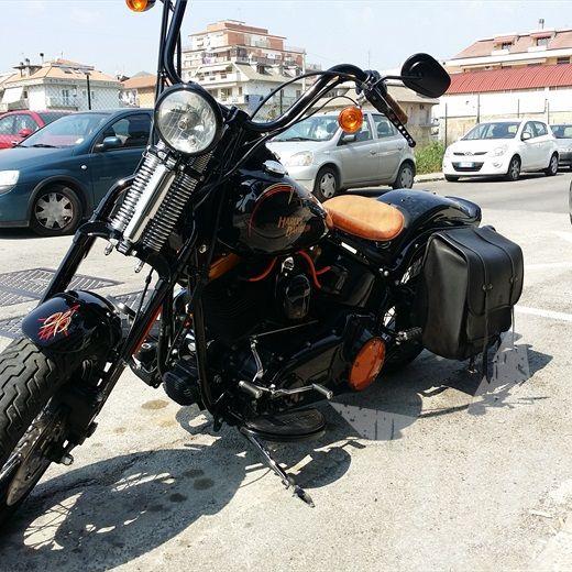 Nuovo Annuncio #Harley #Softail #CrossBones #AscoliPiceno