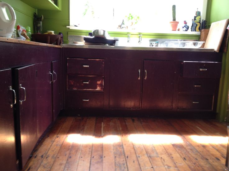 Cabinet carnage by Carly Tippett. My Kitchen Nightmare Promotion.