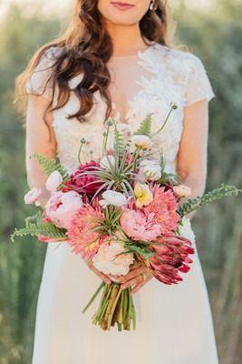 Modern Boho Los Angeles Wedding, Wedding Real Weddings Gallery by WeddingWire Real Weddings 48