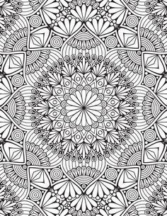 Coloriage Zen Difficile.Mandala Coloriage Zen Adulte A Imprimer Difficile Tatouage