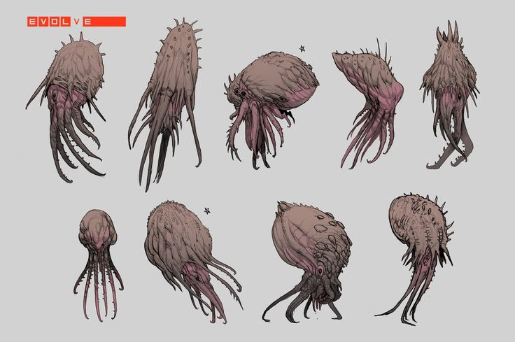 Lava-Squid by Stephen-0akley on DeviantArt ★ || CHARACTER ...
