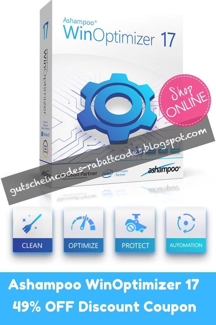 Ashampoo Winoptimizer 17 Full Key Customized Windows Windows