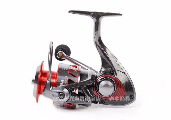 Hot selling Okuma fishing reel RTX-40S carbon fiber lure reel pre-loading spinning wheel – Fishing Equipments