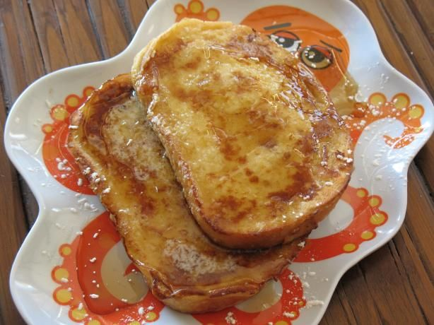 Denny's-Style French Toast