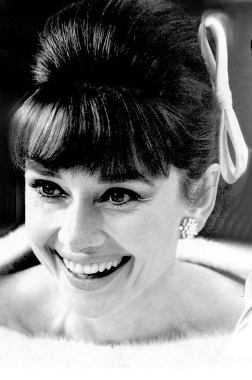 Audrey <3: Happy Thoughts, Happy Smile, Girls Generation, Audrey Hepburn Smile, Beautiful Audrey, Beautiful Smile, Audreyhepburn, Beautiful People, Happy Girls