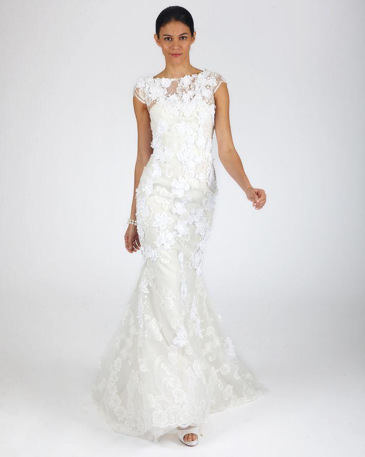 111 best bridal fashion week images on pinterest | wedding frocks