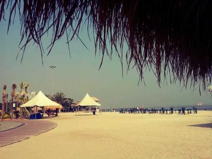 Beach city Ancol Jakarta